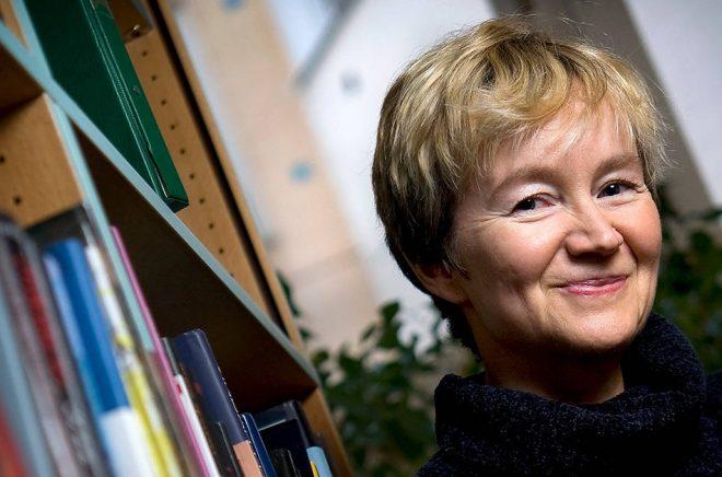 Det råder delade meningar om Ellen Mattson är rätt val för Akademien när TT frågar kulturjournalister. Arkivbild: Dan Hansson/SvD/TT.
