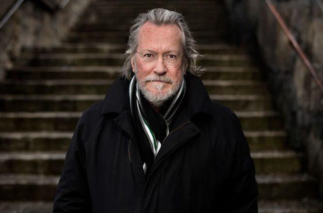Författaren Niklas Rådström får Övralidspriset. Arkivbild: Marcus Ericsson/TT.