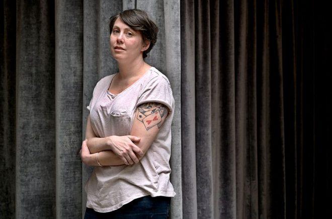 I fem år försökte Kristen Roupenian, utan större framgång, få sina texter publicerade. Nu ges debutboken ut i 26 länder. Foto: Janerik Henriksson/TT.