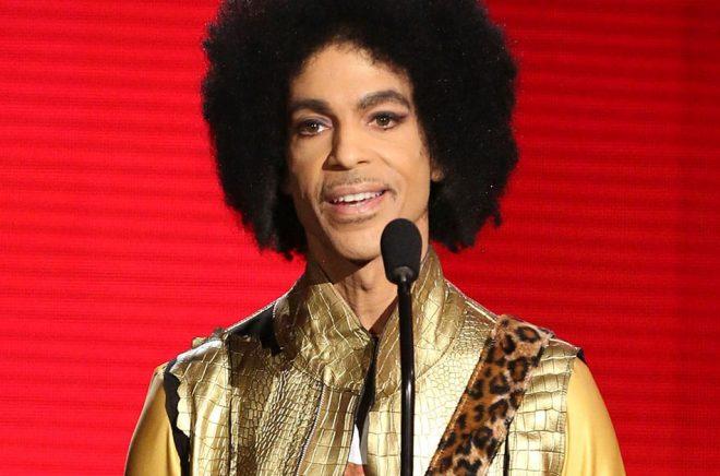 Prince självbiografi