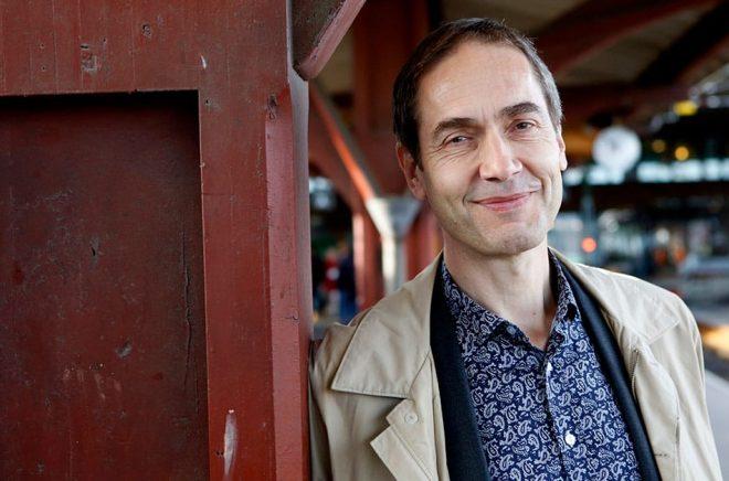 Mats Malm tar över posten som ständig sekreterare i Svenska Akademien den 1 juni 2019. Arkivbild: Henrik Brunnsgård/TT.