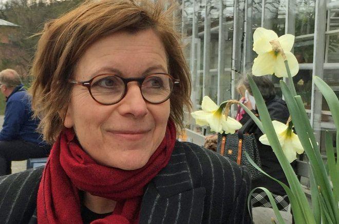 Suzi Ersahin blir ny chef för Almapriset. Pressbild: Kerstin Lager/Alma/TT.