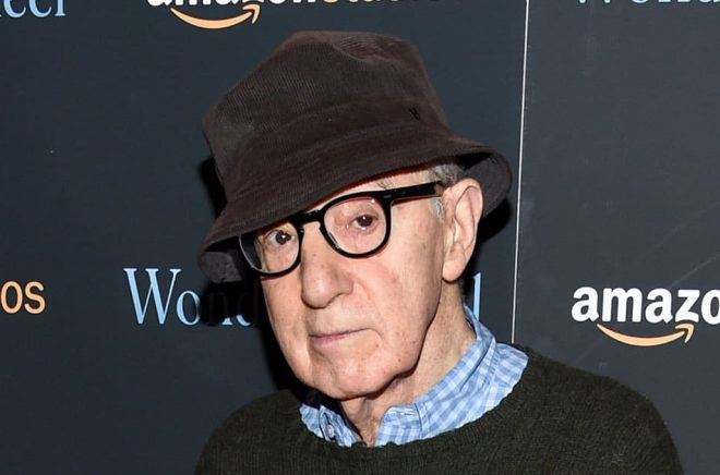Woody Allens memoarer ser ut att förbli opublicerade, enligt The New York Times. Arkivbild: Evan Agostini/AP/TT.
