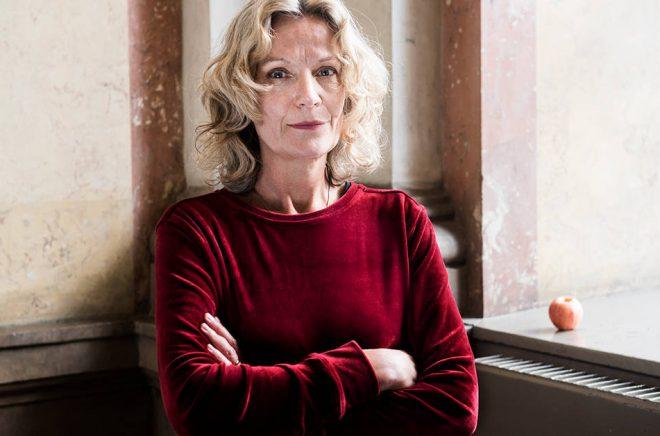 Åsa Wikforss, professor i teoretisk filosofi vid Stockholms universitet, väljs in i Svenska Akademien. Arkivbild: Malin Hoelstad/SvD/TT.