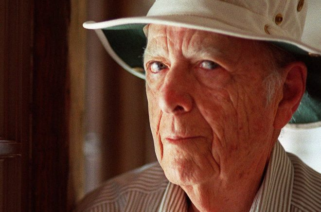 Herman Wouk, författaren bakom