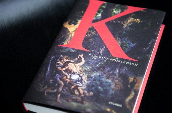 Katarina Frostenson går till hård attack mot Svenska Akademien och de svenska medierna i sin nya bok