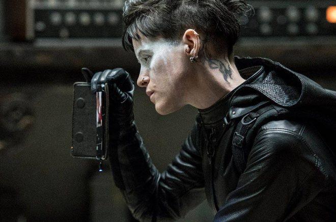 Claire Foy blev den tredje skådespelaren att göra filmrollen som Lisbeth Salander. Arkivbild: Reiner Bajo.