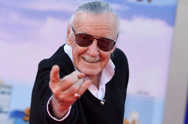 Marvel-skaparen Stan Lee gick bort 2018, men i höst ges hans bok