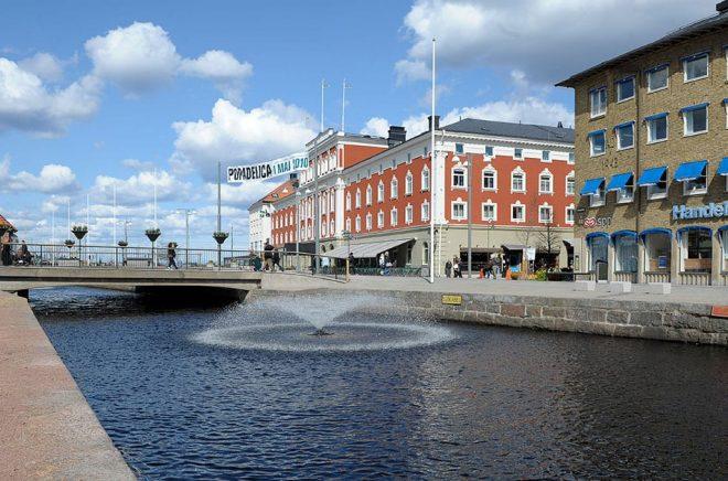 Jönköping får ett eget litteraturhus. Arkivbild: Anders Wiklund/ TT.
