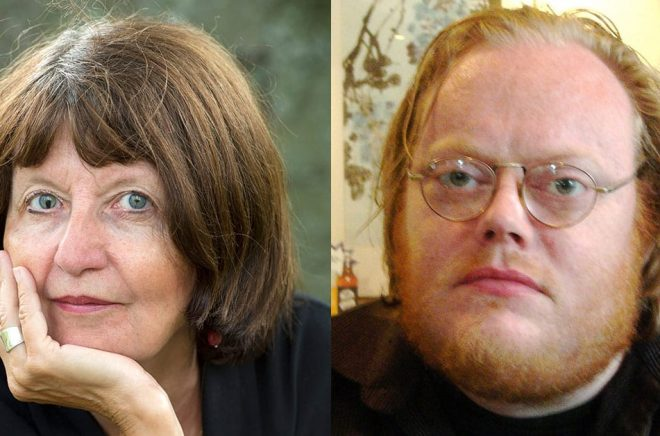 Marie Lundquist (foto: Leif R Jansson / TT) är den som tillsammans med Daniela Floman har gjort i ordning
