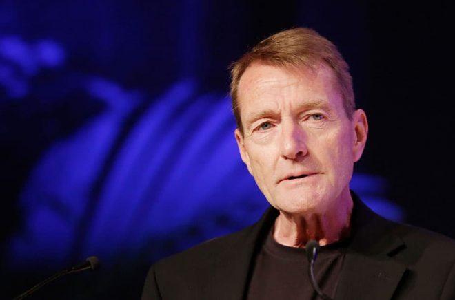 Lee Childs böcker om Jack Reacher blir tv-serie i Amazons regi. Arkivbild: Mark Lennihan/AP/TT.