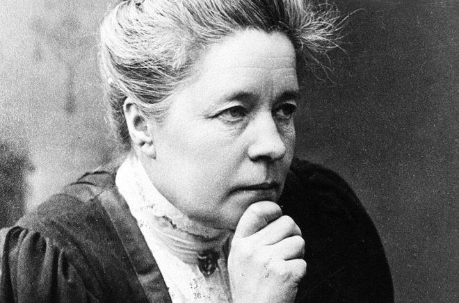 Författaren Selma Lagerlöf. Arkivbild: TT.
