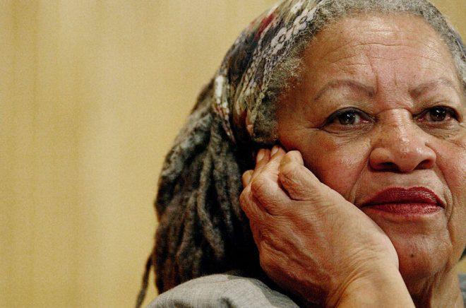 Amerikanska författaren Toni Morrison har avlidit. Arkivbild: Guillermo Arias/AP/TT.