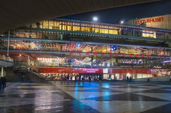 Fem internationella verk i svensk översättning har nominerats till Kulturhuset Stadsteaterns internationella litteraturpris. Arkivbild: Staffan Löwstedt/SvD/TT.