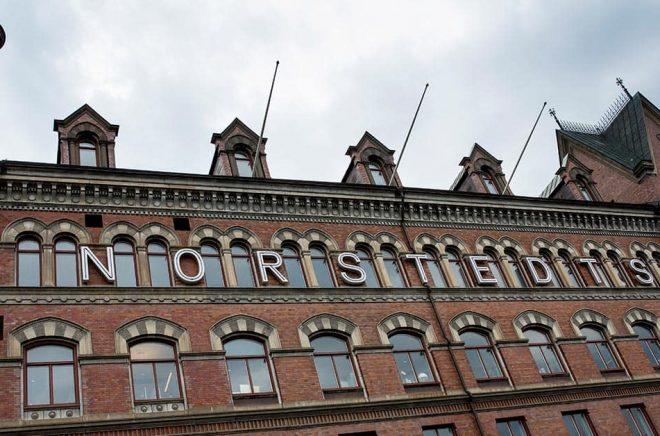Norstedts förlag förlorar rättigheterna till framtida böcker i Milleniumserien. Arkivbild: Christine Olsson/TT.
