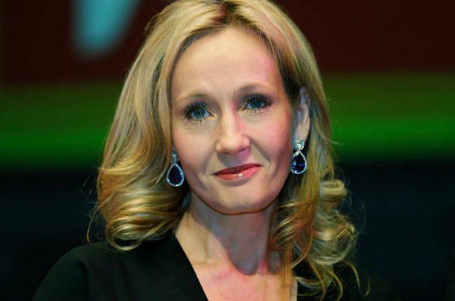 JK Rowling gör stor donation till forskning om bland annat ms. Arkivbild: Lefteris Pitarakis/AP/TT.