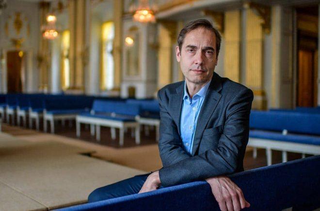 Hittills flyter arbetet med höstens två Nobelpris på mycket väl, enligt den ständige sekreteraren Mats Malm. Arkivbild: Anders Wiklund/TT.