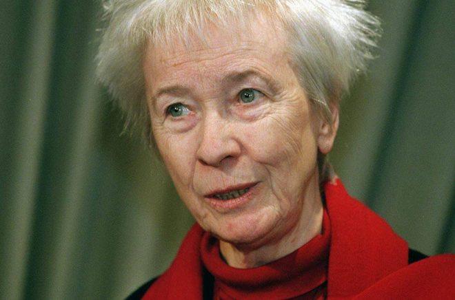 Sara Lidman 1999. Arkivbild: Jonas Ekströmer/TT.