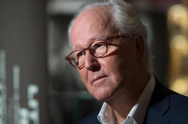 Nobelstiftelsens VD Lars Heikensten. Arkivbild: Henrik Montgomery/ TT.
