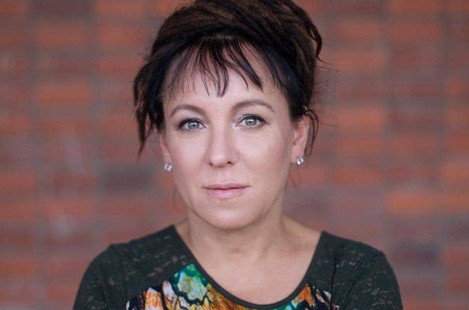 Olga Tokarczuk får 2018 års Nobelpris i litteratur. Pressbild: K Dubiel