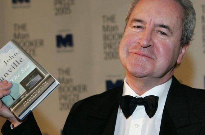 John Banville vann Man Booker-priset för boken