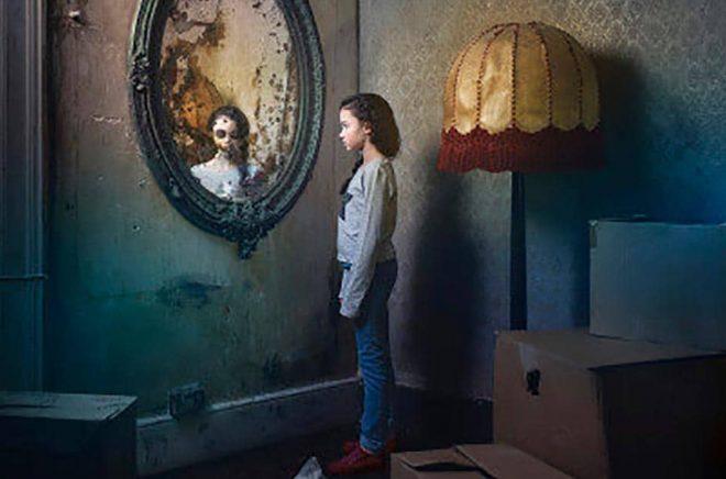 Coraline sätts upp på Folkoperan i Stockholm. Pressbild: Stephen Cummiskey/Royal Opera House.