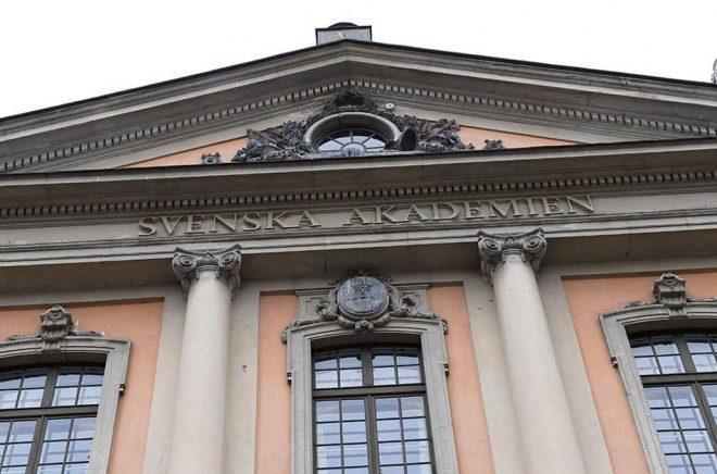 Svenska Akademien stämmer Nordfront. Arkivbild: Jonas Ekströmer / TT.