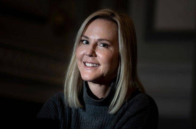 Camilla Grebe inspirerades till att skriva
