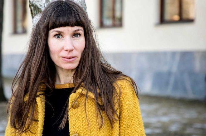 Författaren Mirja Unge prisas. Arkivbild: Christine Olsson/TT.