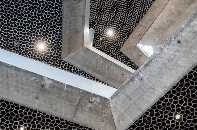Den 28 mars 2020 öppnar Oslos nybyggda huvudbibliotek. Arkivbild: Ole Berg-Rusten.