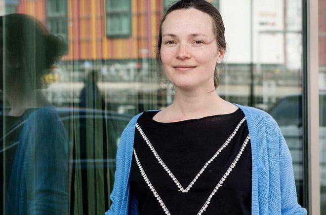 Lisa Irenius, kulturchef på Svenska Dagbladet. Arkivbild: Pi Frisk / SvD/TT.
