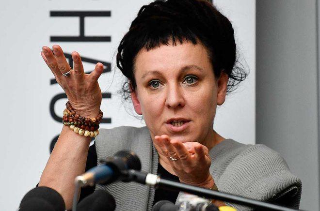 Olga Tokarczuk kommer inte till Rinkeby. Arkivbild: Martin Meissner.