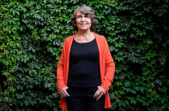 Psykologen Malin Alfvén har gått bort. Hon blev 72 år gammal. Arkivbild: FANNI OLIN DAHL / TT.