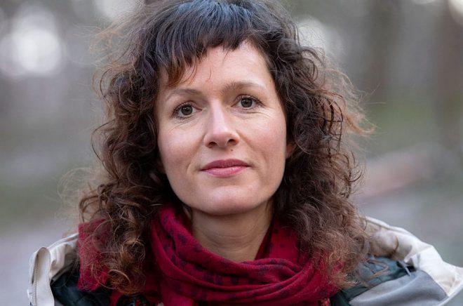 Lina Gustafsson debuterar i vår med boken