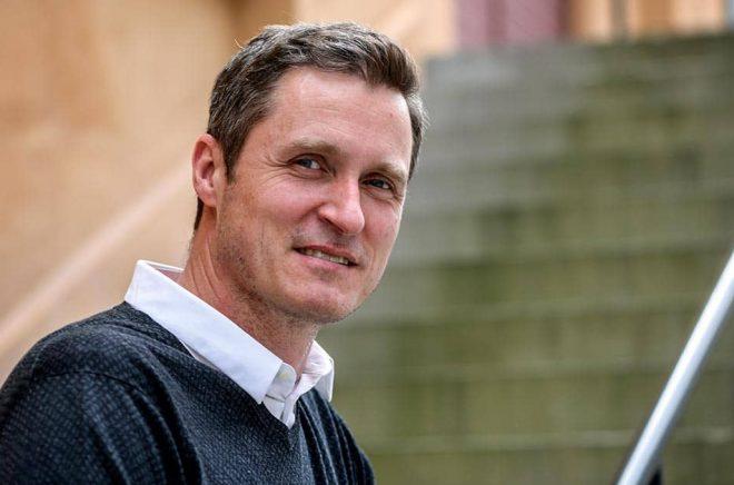 Jonas Tellander, grundare och vd för Storytel. Arkivbild: Anders Wiklund/TT.