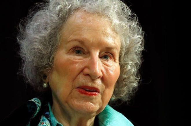 Margaret Atwood. Arkivbild: Alastair Grant/AP/TT.