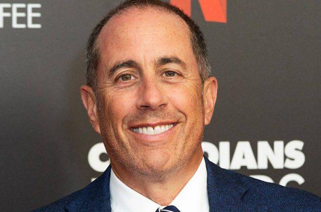 Komikern Jerry Seinfeld ska skriva en ny bok. Arkivbild: Willy Sanjuan/Invision/AP/TT.