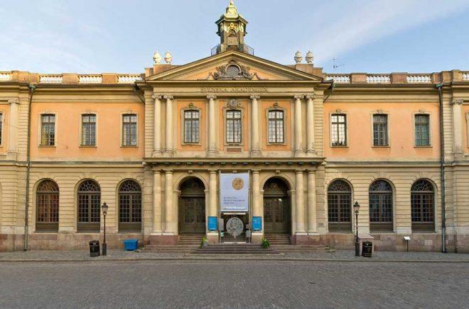 Nobelprismuseet får ett anslag för att nå ut bredare. Pressbild: Hans Nilsson.