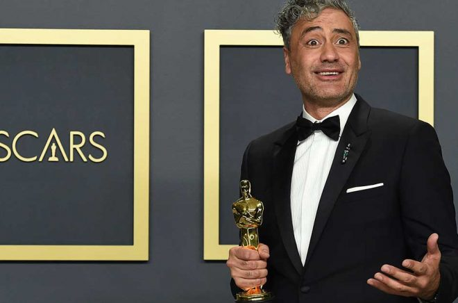 Taika Waititi vann en Oscar för filmen