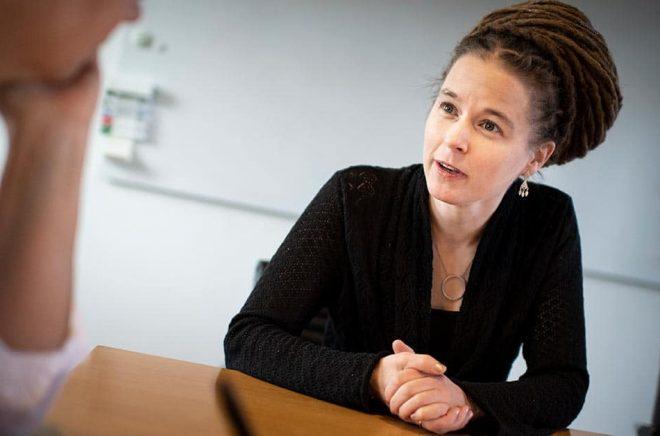 Kulturminister Amanda Lind (MP). Arkivbild: Pontus Lundahl/TT.