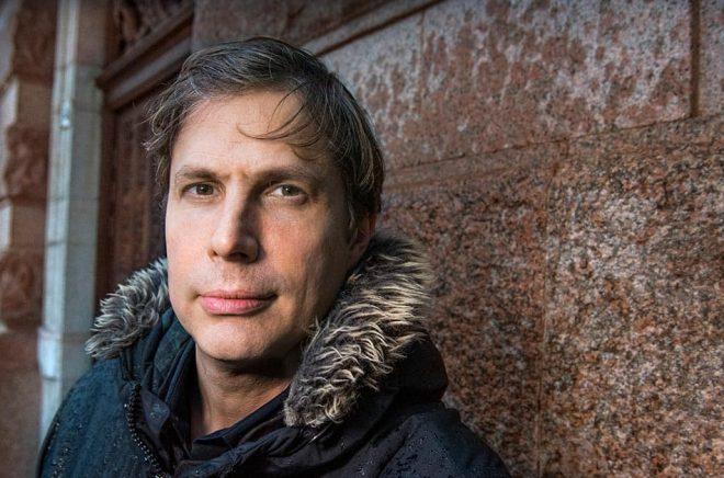 Tyske författaren Daniel Kehlmann är aktuell med historiska romanen