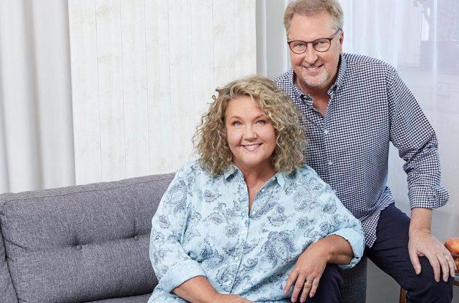 Susan och Mats Billmark släpper en uppflöjare till
