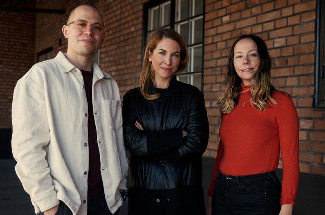 Alexis Almström, Teresa Alldén och Dunja Vujovic och Filmlance International ska producera