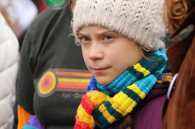 Greta Thunberg. Arkivbild: Olivier Matthys/AP/TT.