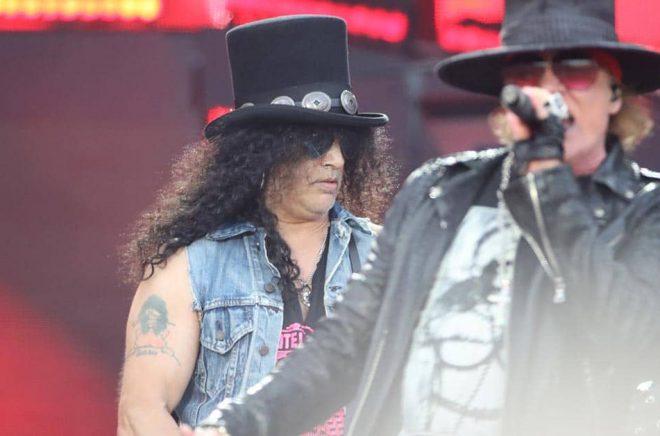 Guns 'N' Roses låt