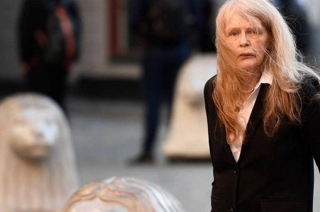 Kristina Lugn blev 71 år. Arkivbild: Erik Simander/TT.