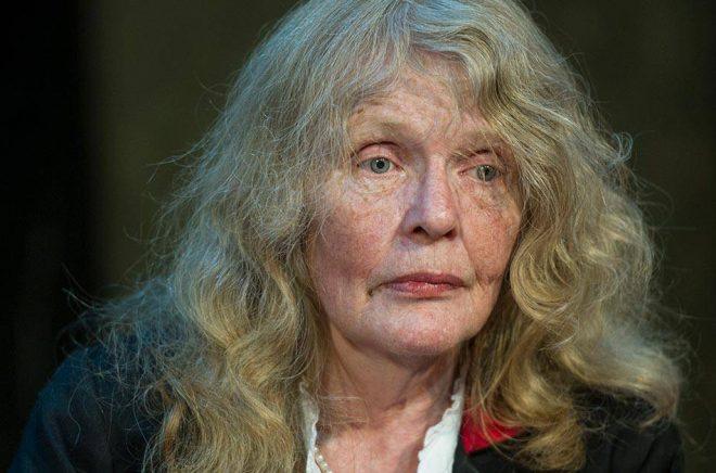 Poeten och dramatikern Kristina Lugn har avlidit. Arkivbild: Leif R Jansson/TT.