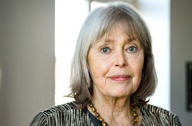 Författaren Agneta Pleijel drabbades av hjärnhinneinflammation och fick ligga i respirator. Arkivbild: Claudio Bresciani/TT.