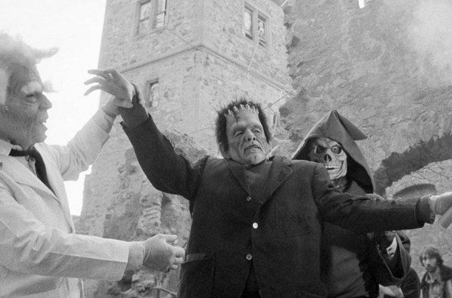 Frankensteins monster får ett eget museum i Bath, Storbritannien. Arkivbild: AP/TT.