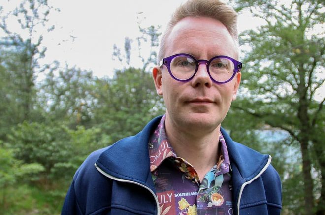 Teatervetaren Mikael Strömberg har skrivit boken